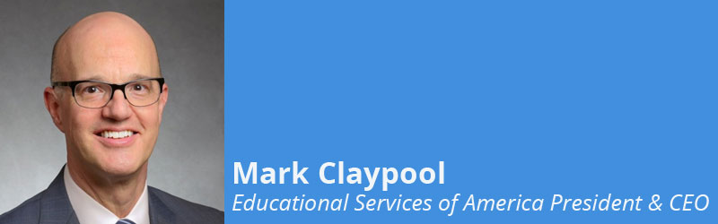 Mark K. Claypool, President and CEO of Educational Services of America