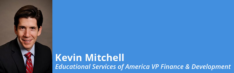 Educational Services of America Promotes Kevin Mitchell to Vice President of Finance and Development