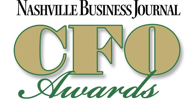 Nashville Business Journal 2011 CFO Awards presented by Vaco