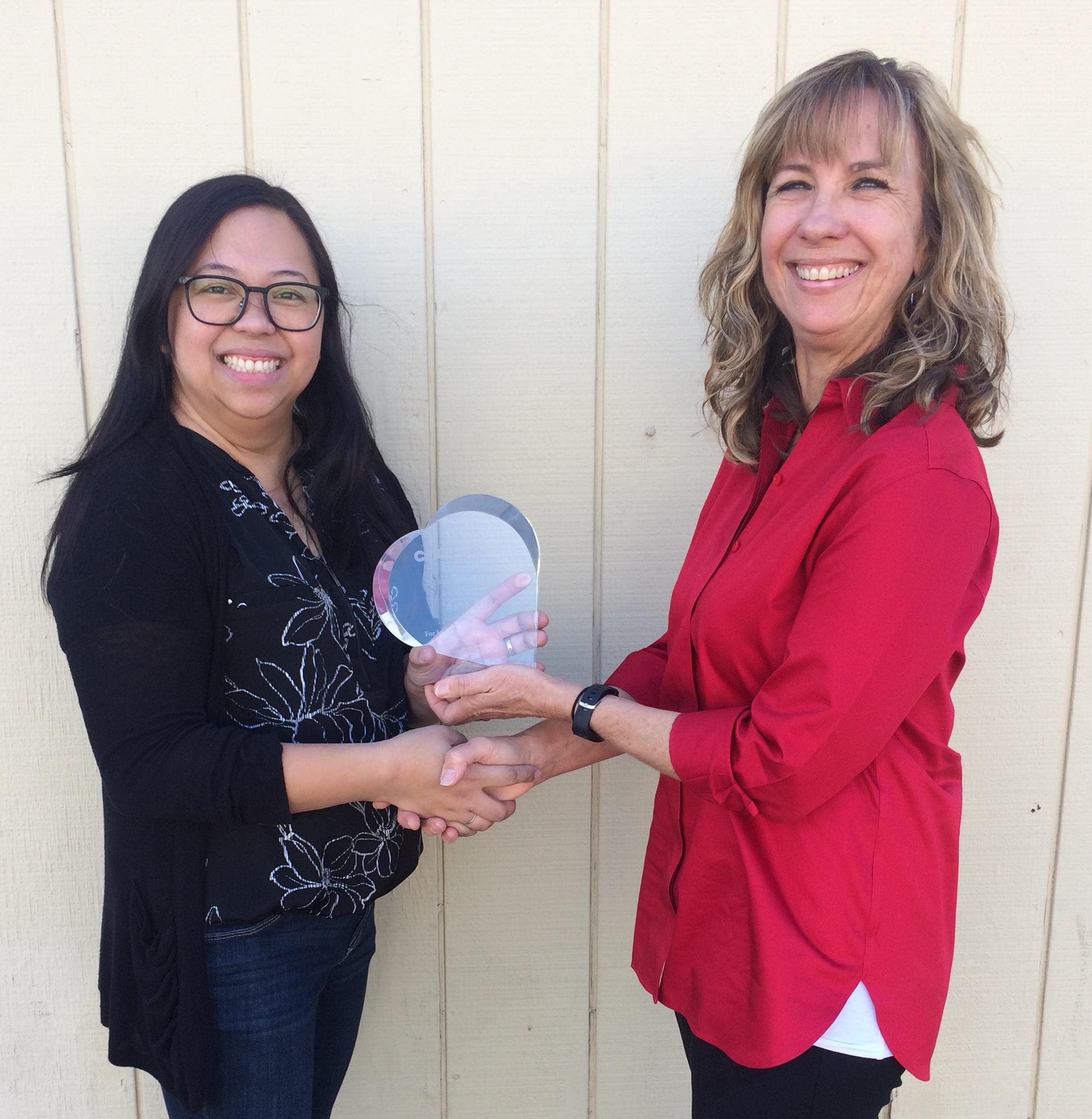 Celebrating ChanceLight s Servant Leaders 2017 Servant Heart Award